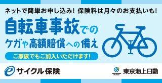 eサイクル保険