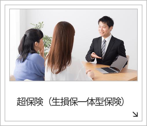 超保険(生損保一体型保険)