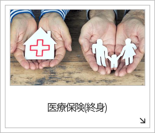 医療保険(終身)